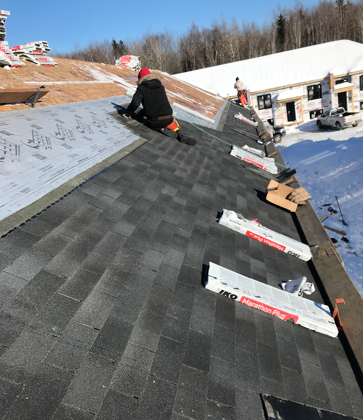 roofing contracting in greater moncton